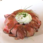 【福岡】朝倉市の隠れたビネガーレストラン『時季のくら』で絶品ローストビーフ丼