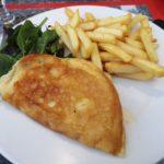 【フランス】モンサンミッシェルで格安のおすすめオムレツのお店!!inホテルドゥラディーグ