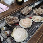 【大分】海の目の前!杵築市の有名海鮮炭火焼き店『魚市魚座』