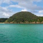 【長崎】壱岐にある無人島辰ノ島のエメラルドグリーンの海が美しい!!