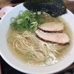 【福岡】1日30食限定!久留米で朝ラーするなら三福ラーメンの鶏塩ラーメンがおすすめ