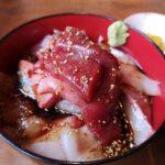 【福岡】久留米でコスパ最高の海鮮丼が食べれるお店『翠藍』!!海鮮丼以外もボリュームがすごい
