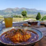 【熊本】南阿蘇で五岳を眺めながらおしゃれにテラスランチができる『カフェプルニエ』